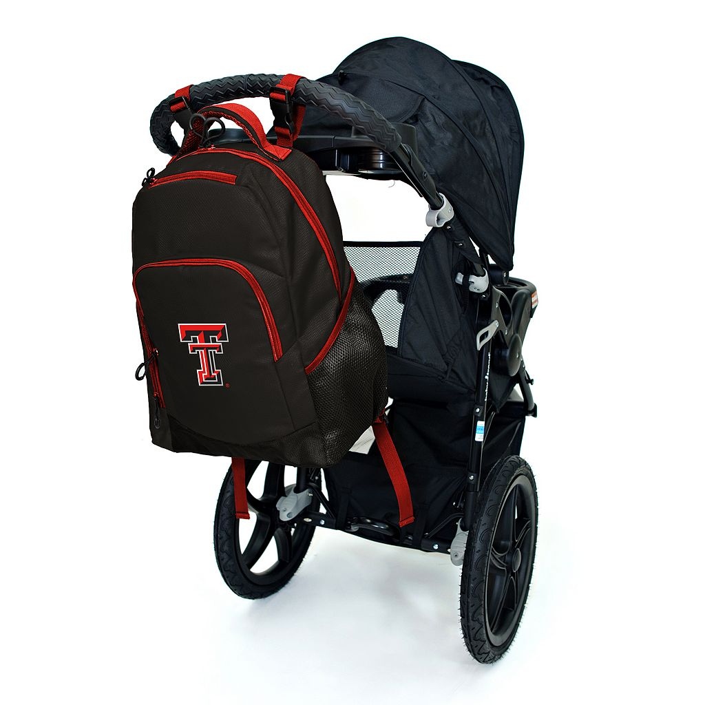 Texas Tech Red Raiders Lil' Fan Diaper Backpack