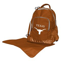Texas Longhorns Lil' Fan Diaper Backpack