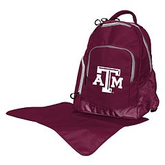 Texas A&M Aggies Lil' Fan Diaper Backpack