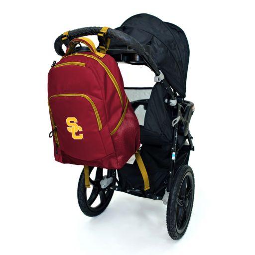 USC Trojans Lil' Fan Diaper Backpack
