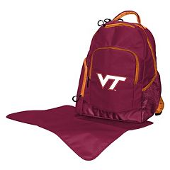 Virginia Tech Hokies Lil' Fan Diaper Backpack
