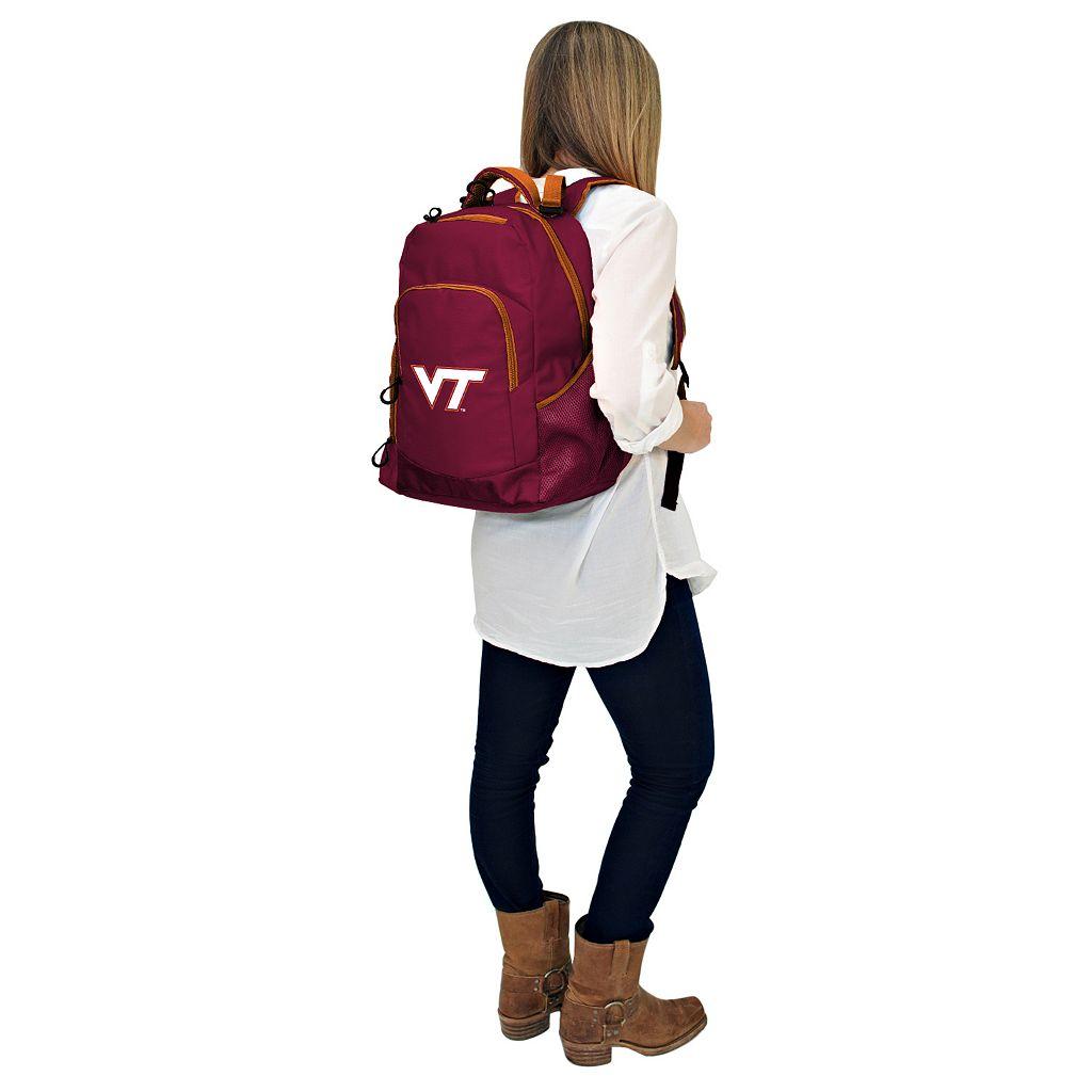 Virginia Tech Hokies Lil' Fan Diaper Backpack