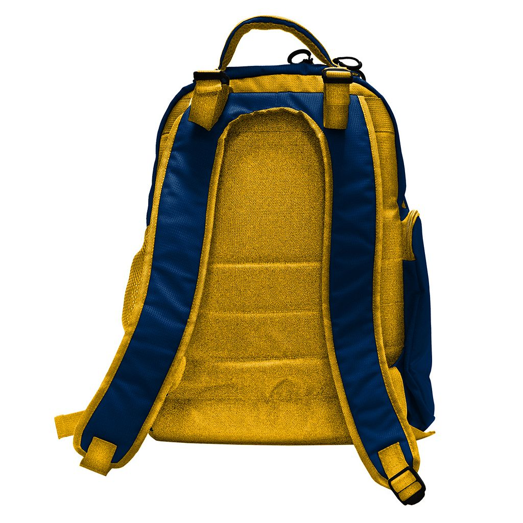 West Virginia Mountaineers Lil' Fan Diaper Backpack