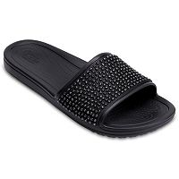 Crocs Sloane Embellished Women's Slide Sandals