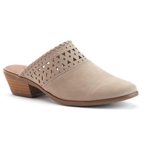SONOMA Goods for Life™ Taresa Women's Block Heel Clogs