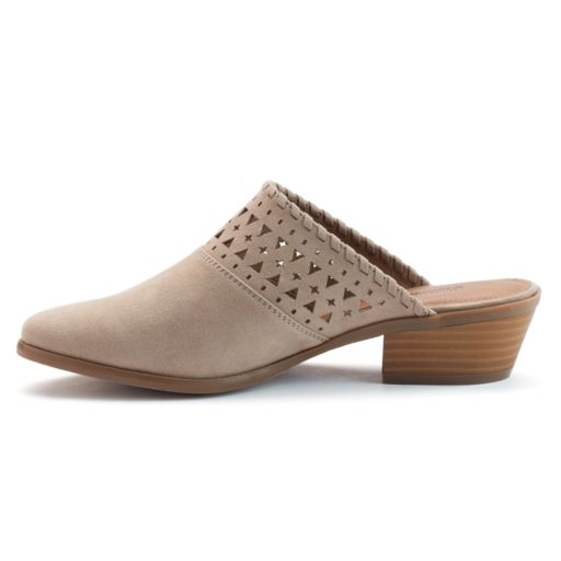 SONOMA Goods for Life™ Taresa Women's Block Heel Clogs
