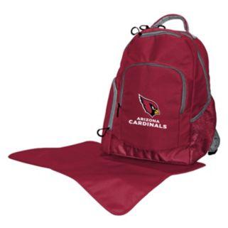 Arizona Cardinals Lil' Fan Diaper Backpack