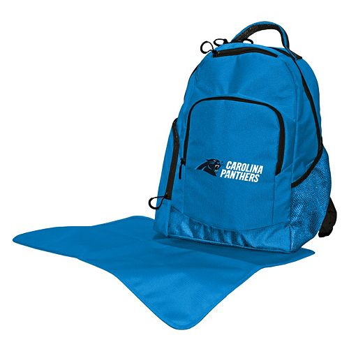 Carolina Panthers Lil' Fan Diaper Backpack