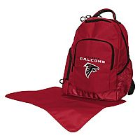 Atlanta Falcons Lil' Fan Diaper Backpack