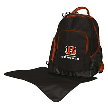 Cincinnati Bengals Lil' Fan Diaper Backpack