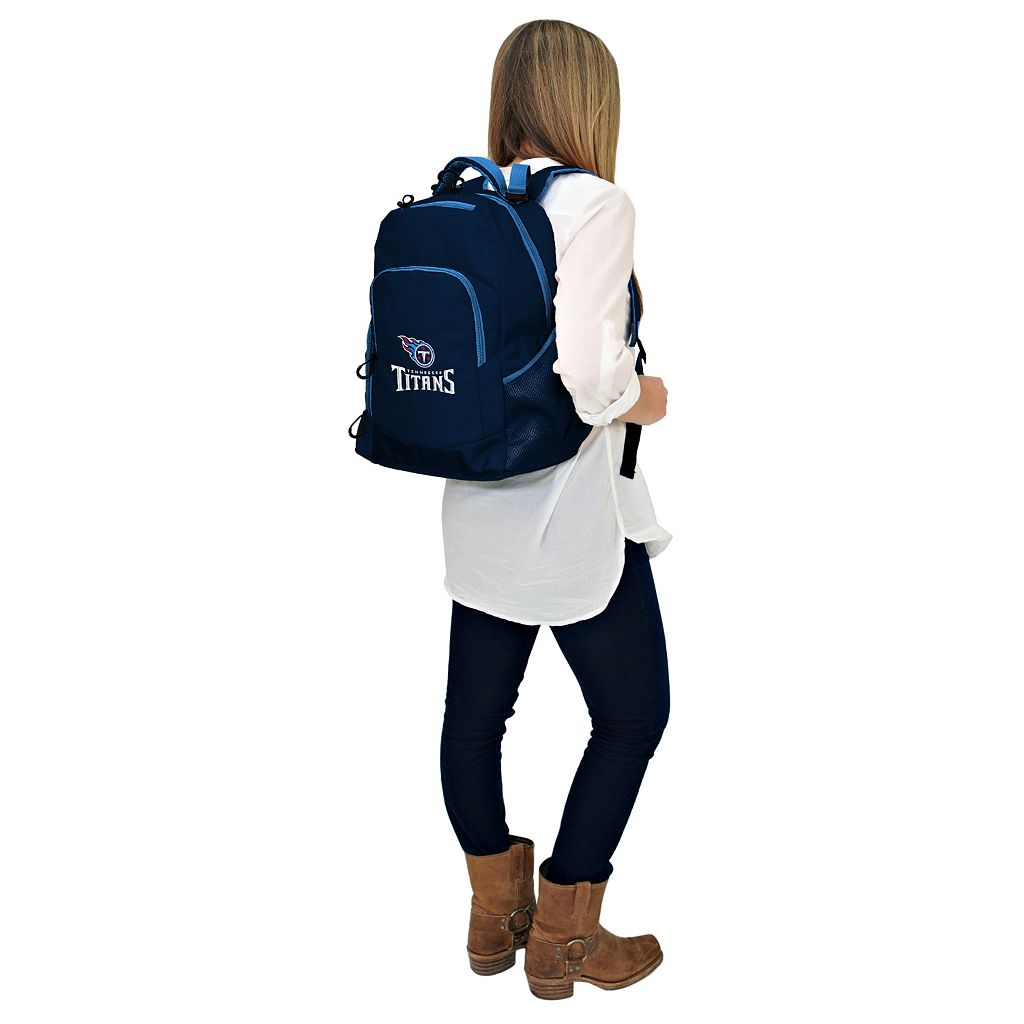 Tennessee Titans Lil' Fan Diaper Backpack