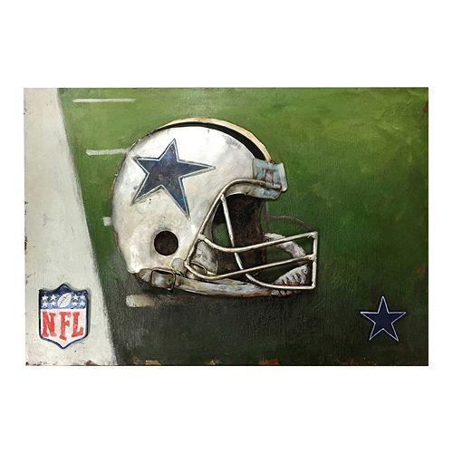Dallas Cowboys Metal Wall Art