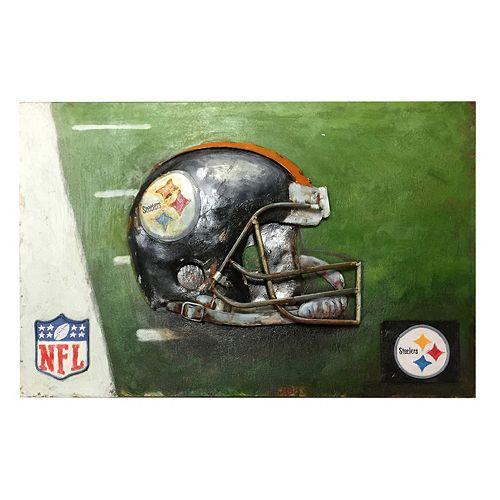 Pittsburgh Steelers Metal Wall Art