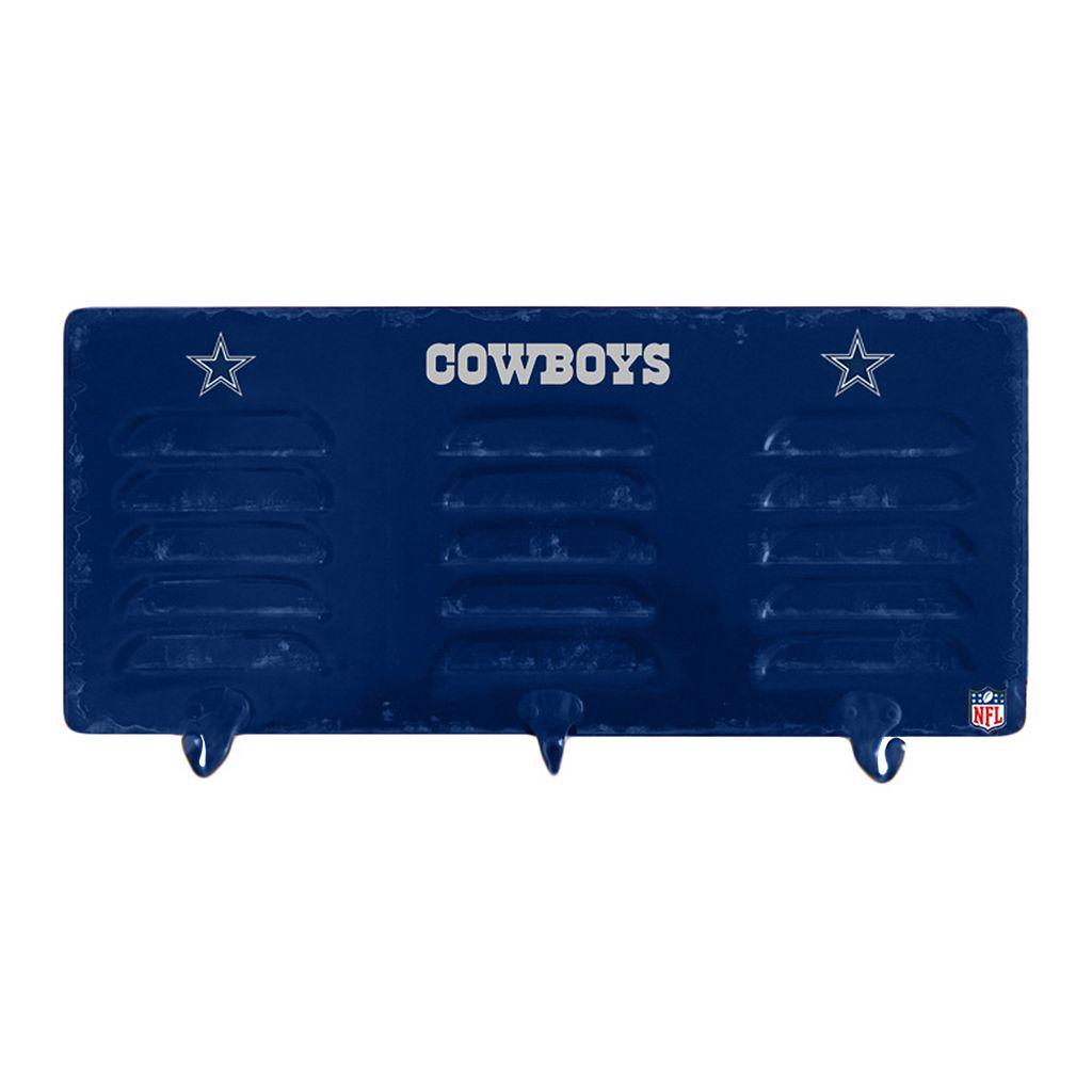 Dallas Cowboys Locker Coat Rack