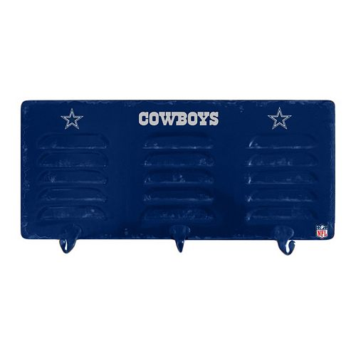 Dallas Cowboys Locker Coat Rack