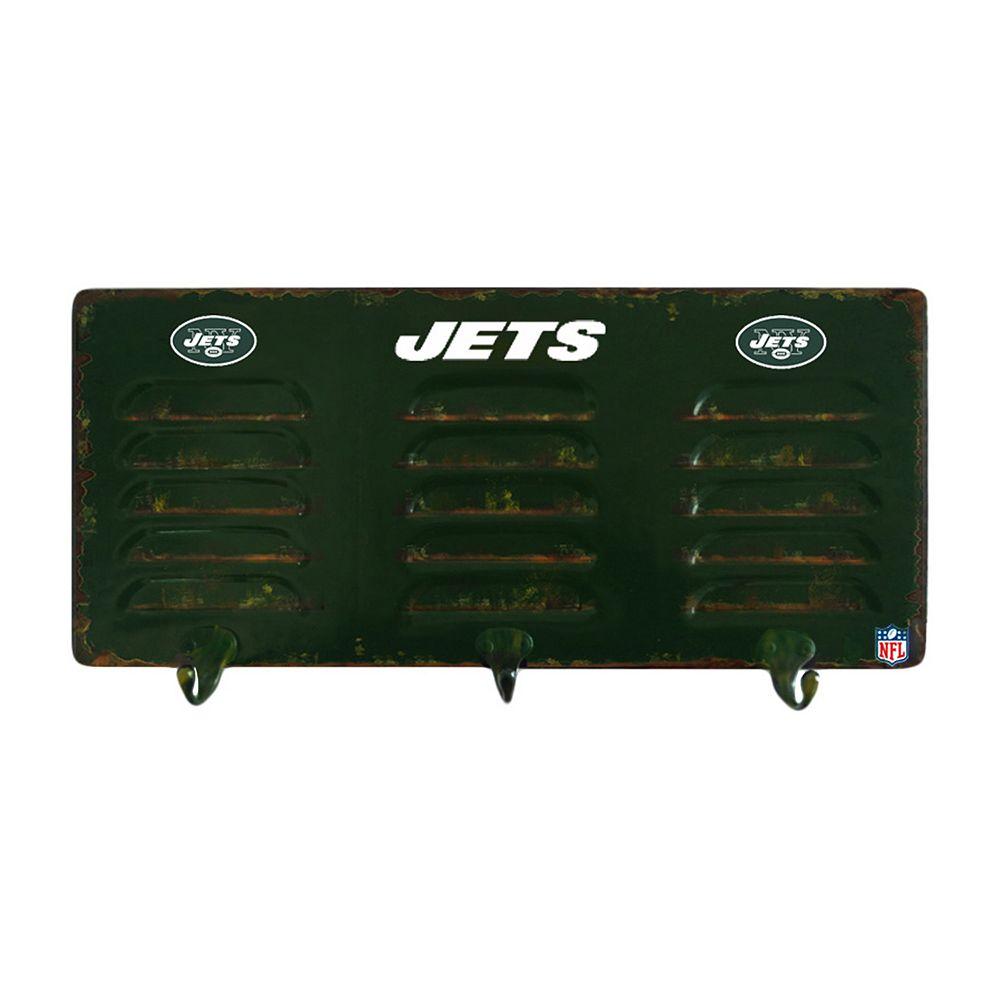 New York Jets Locker Coat Rack