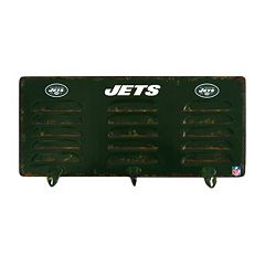 New York Jets Locker Coat Rack