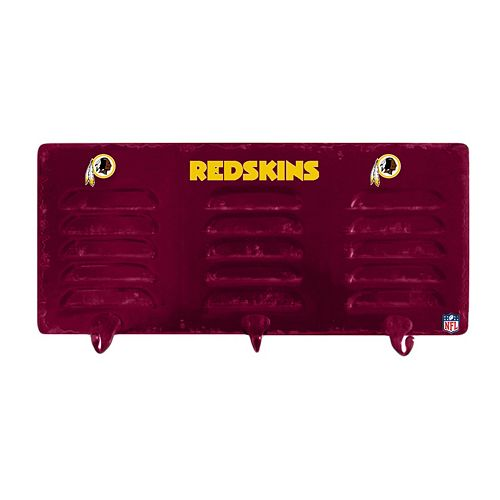 Washington Redskins Locker Coat Rack