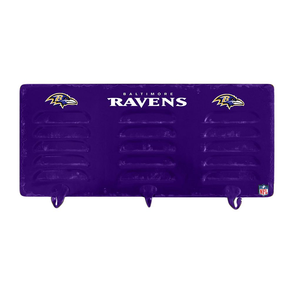 Baltimore Ravens Locker Coat Rack