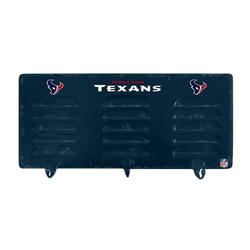 Houston Texans Locker Coat Rack
