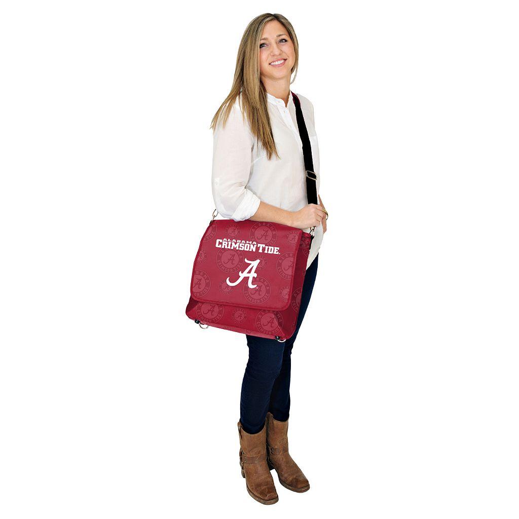 Alabama Crimson Tide Lil' Fan Diaper Messenger Bag
