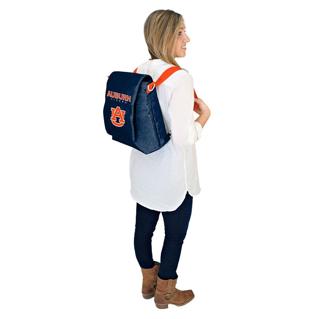 Auburn Tigers Lil' Fan Diaper Messenger Bag