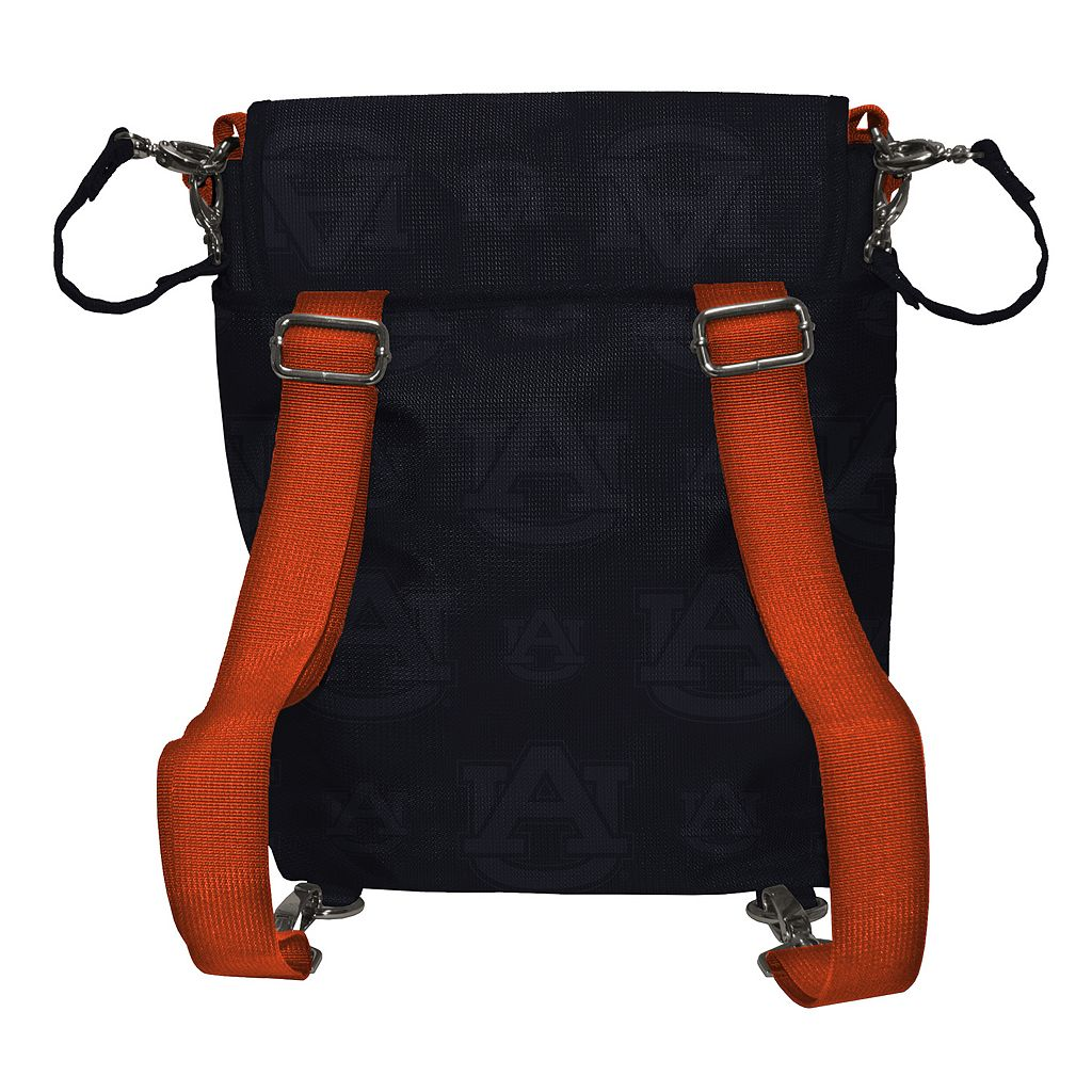 Auburn Tigers Lil' Fan Diaper Messenger Bag