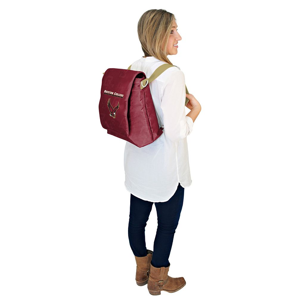 Boston College Eagles Lil' Fan Diaper Messenger Bag