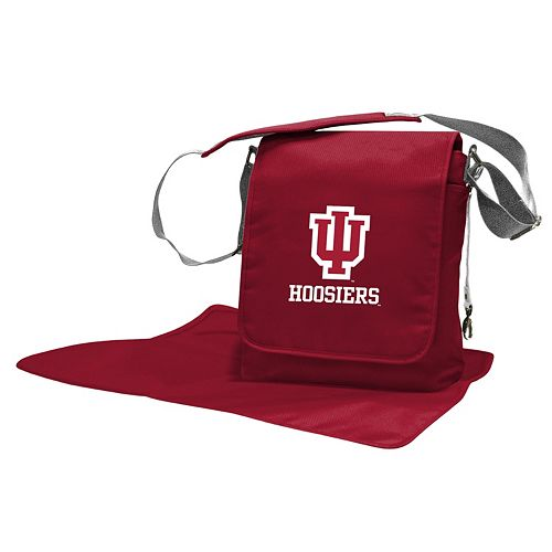 Indiana Hoosiers Lil' Fan Diaper Messenger Bag