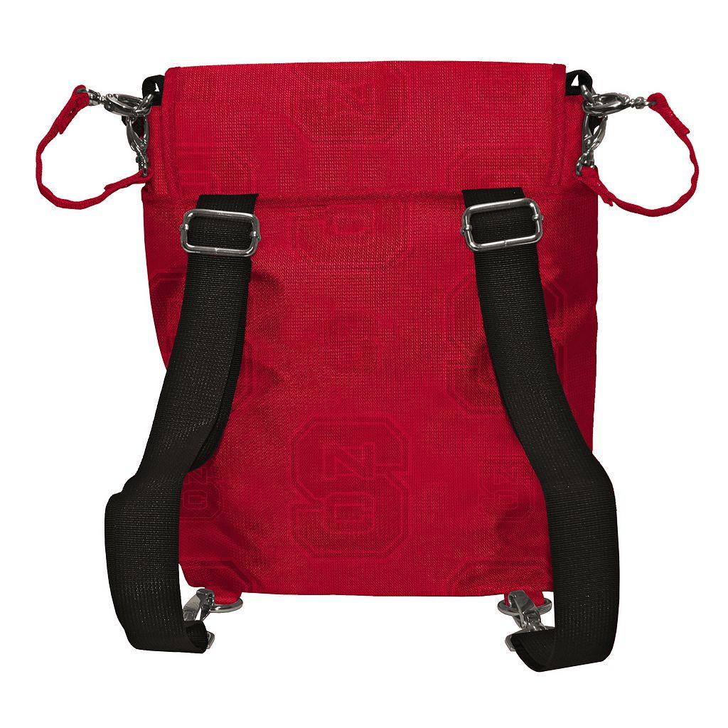North Carolina State Wolfpack Lil' Fan Diaper Messenger Bag