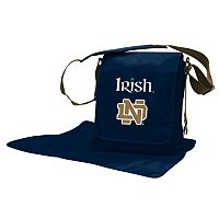 Notre Dame Fighting Irish Lil' Fan Diaper Messenger Bag