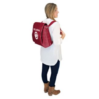 Oklahoma Sooners Lil' Fan Diaper Messenger Bag