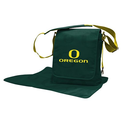 Oregon Ducks Lil' Fan Diaper Messenger Bag