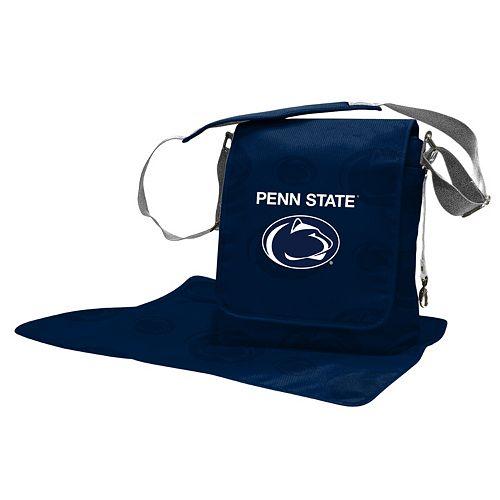 Penn State Nittany Lions Lil' Fan Diaper Messenger Bag