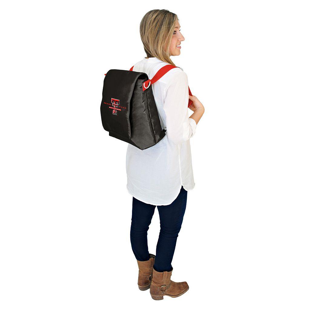 Texas Tech Red Raiders Lil' Fan Diaper Messenger Bag