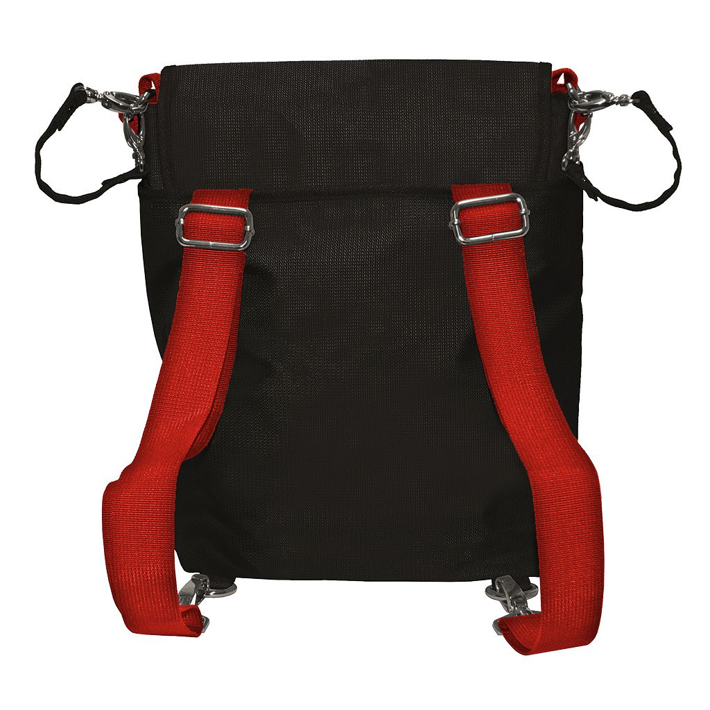 Texas Tech Red Raiders Lil' Fan Diaper Messenger Bag