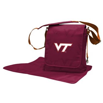 Virginia Tech Hokies Lil' Fan Diaper Messenger Bag