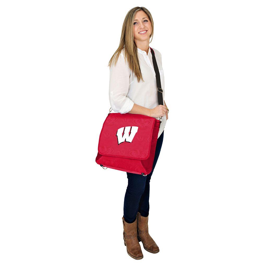 Virginia Tech Hokies Lil' Fan Diaper Messenger Bag