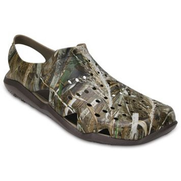 Crocs Swiftwater Wave Realtree Max-5 Men's Clogs