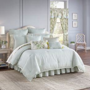 Waverly 4-piece Fleuretta Comforter Set