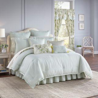 Waverly 4-piece Fleuretta Comforter Set