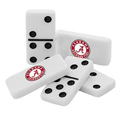 Alabama Crimson Tide College Edition Double-Six Domino Game