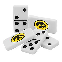 Iowa Hawkeyes College Edition Double-Six Domino Game