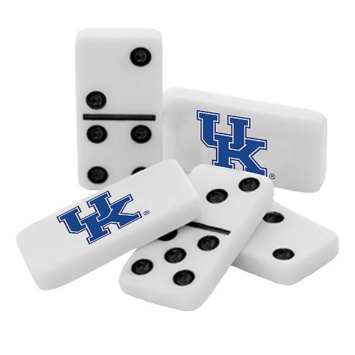 Kentucky Wildcats College Edition Double-Six Domino Game