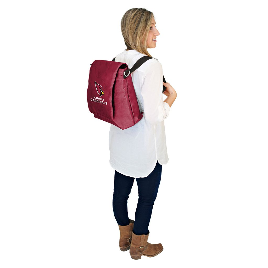 Arizona Cardinals Lil' Fan Diaper Messenger Bag