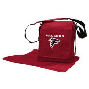 Atlanta Falcons Lil' Fan Diaper Messenger Bag