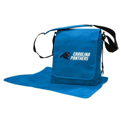 Carolina Panthers Lil' Fan Diaper Messenger Bag