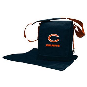 Chicago Bears Lil' Fan Diaper Messenger Bag