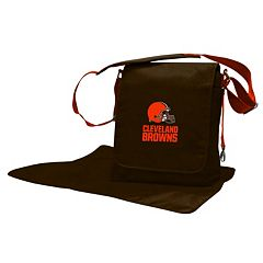 Cleveland Browns Lil' Fan Diaper Messenger Bag