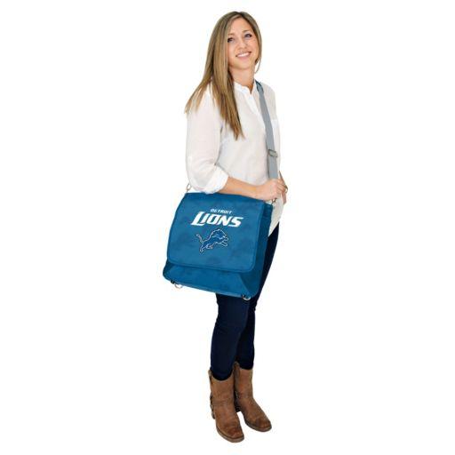 Detroit Lions Lil' Fan Diaper Messenger Bag